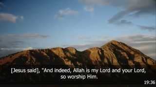 What the Qur'an says about Maryam (Mary) the mother of Jesus?