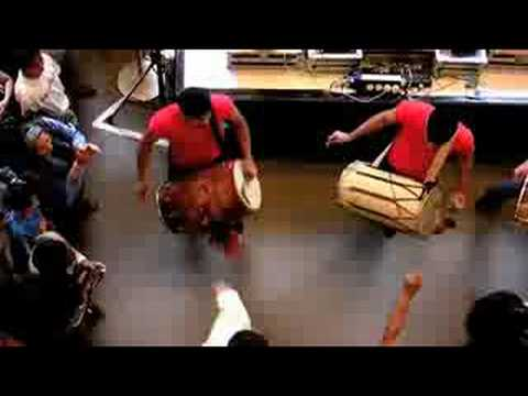 panjabi hit squad - apple store london 2007