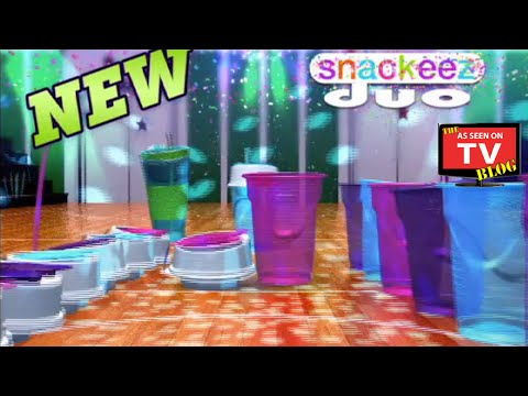... As Seen On TV | Does Snackeez Duo Really Work? | Buy Snackeez Duo