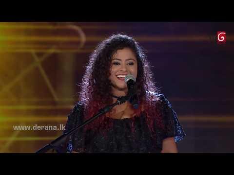 Hima Wessa - Ishani Upendra @ Derana Dream Star S08  ( 29-09-2018 )