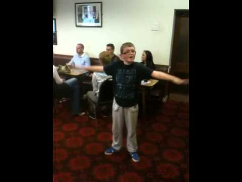Mr best busting the moves xxx