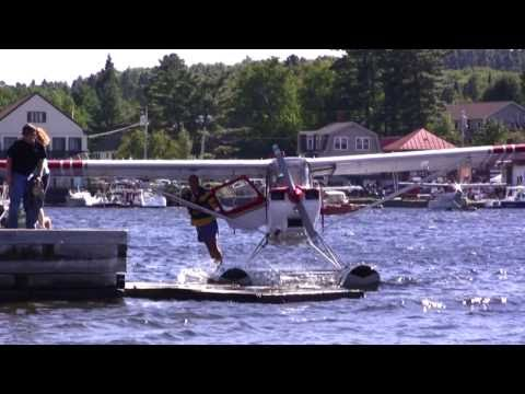 Spectacular Seaplane Fly-In Greenville Maine 2010