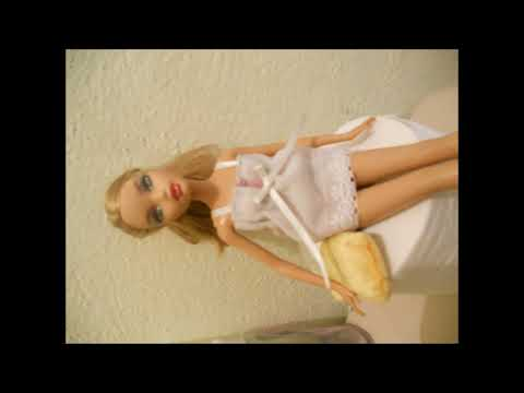 Pijama para barbie :)