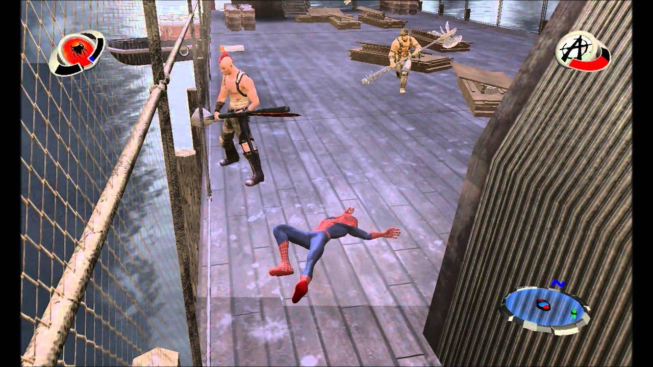 Человек паук игры прохождение 2 фотография