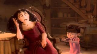 Non/Disney Crossover - My mother (Gothel and Boo)