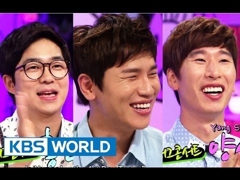 Hello Counselor - K.Will, Yang Sangguk, Jo Yunho & more! (2014.07.21)