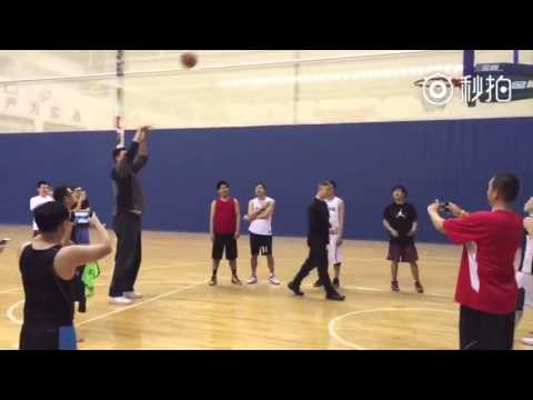 [2016] Yao Ming made 30 free-throws in a Row!