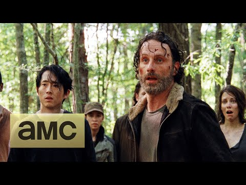(spoilers) Inside Episode 501: The Walking Dead: No Sanctuary video