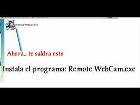 Espiar por Webcam y Sacar IP de un Contacto By Russh