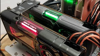 GTX Titan Xp STAR WARS EDITION SLI Test & Classic Unboxing