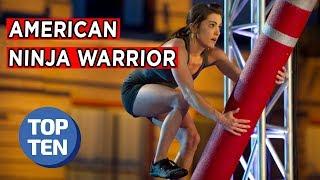 Top 10 American Ninja Warrior Upsets