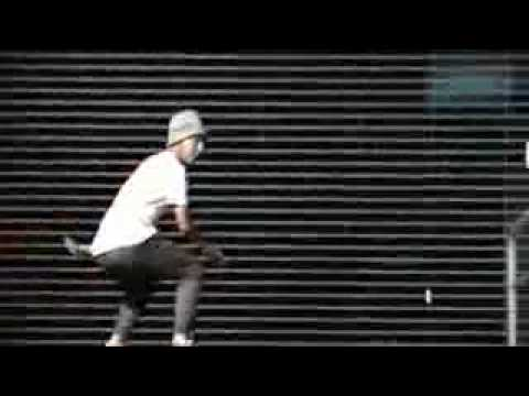 Crazy Ass Japanese skater