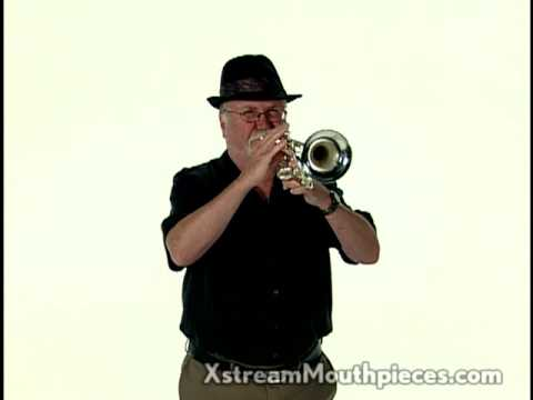 Long Tones - Xstream Mouthpieces Trumpet Playing Tip