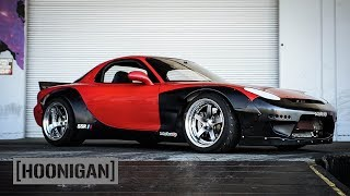 [HOONIGAN] DT 131: Widebody RX7 FD3S vs $500 Civic Si #SPACERACE