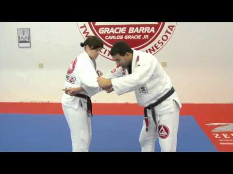 Brazilian Jiu Jitsu Video: Arm-Drag Takedown From Standing with Rodrigo Sul Image 1
