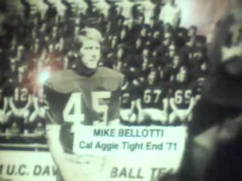Oregon Coach Mike Bellotti Tribute Part 1 04/29/2010