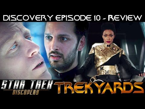 ST: Discovery S01E10 Spoiler Review/Analysis - Trekyards