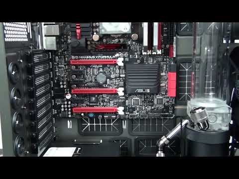 Singularity Computers Client Build 7 'Dark Matter' Build Log: Part 1
