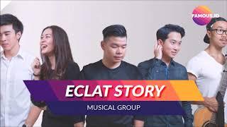 Anji - Menunggu Kamu Cover by Eclat Story