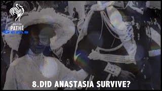 Did Anastasia Survive? (1958) | British Pathé Gems Nº8