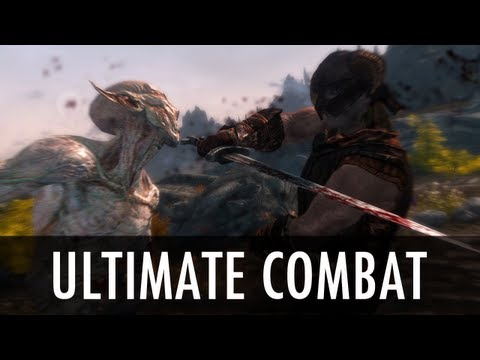 Skyrim Mod: Ultimate Combat