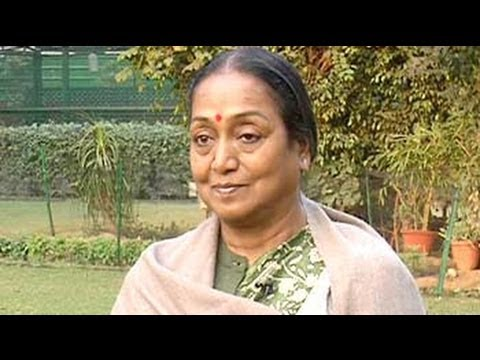 Girl's pain became country's anguish: Lok Sabha speaker Meira Kumar