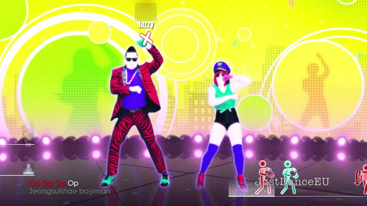how to say just dance in french