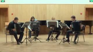 I.S. Bach. The Art of Fugue. Counterpoint (unfinished) Sergey Naiko and students of his class