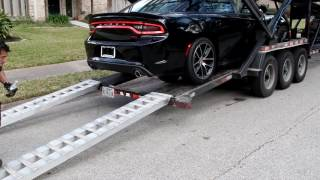 2016 Dodge Charger Scat Pack delivery