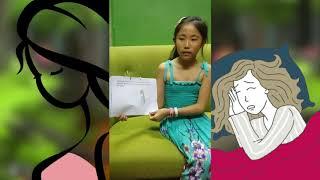 Speech Power :: Storytelling :: Sally's Bad Dream :: Bae Si Hyeon