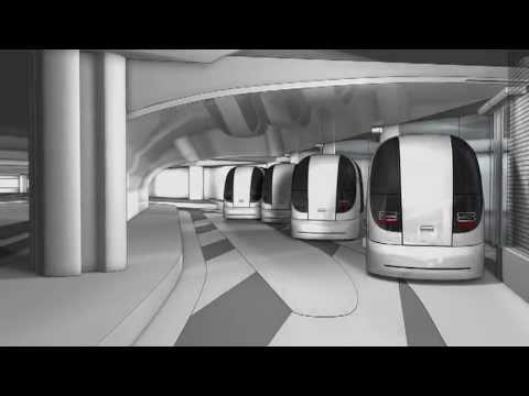 London Heathrow Transport Car Parks Pods