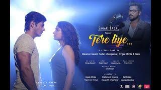 Tere Liye | A visual Song | Saba