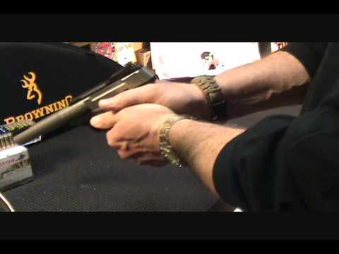 Browning Buckmark .22 Pistol..