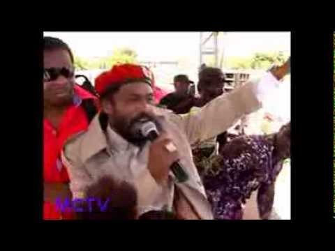 Super Cat landing for Sting 2013 returns to the stage in Jamaica after 12 years MCTV
