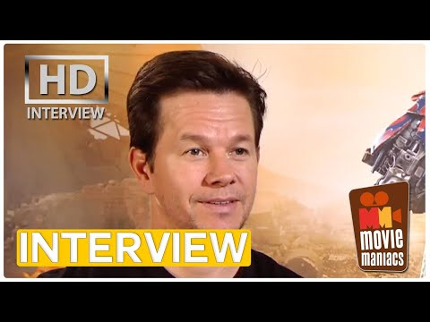 Mark Wahlberg on Transformers 4 and being a dad EXCLUSIVE Interview