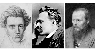 2017 Personality and its Transformations Lecture 11 Nietzsche Dostoevsky & Kierkegaard Existentialis
