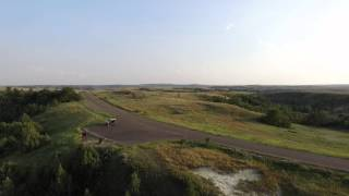 North Dakota Drone Video.