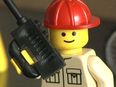 Lego Man Prank Call