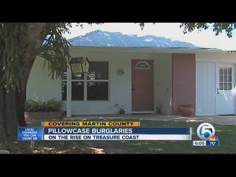 Pillowcase burglaries