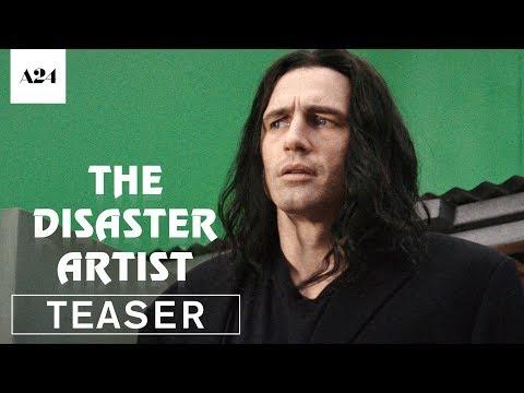 The Disaster Artist | Official Teaser Trailer HD | A24