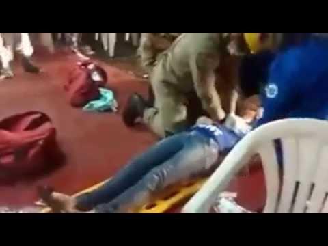 ADOLECENTES SÃO MORTOS A TIROS,CENAS FORTE.
