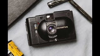 Olympus XA Review - 35mm Point and Shoot