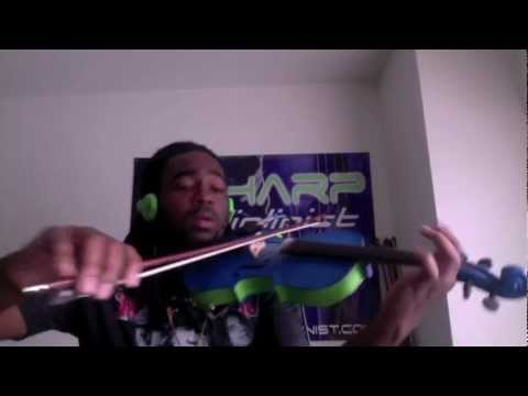 Glad You Came - The Wanted (Violin Cover)