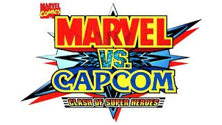 Theme of Hidden Character   Marvel vs  Capcom  Clash of Super Heroes Music Extended HD