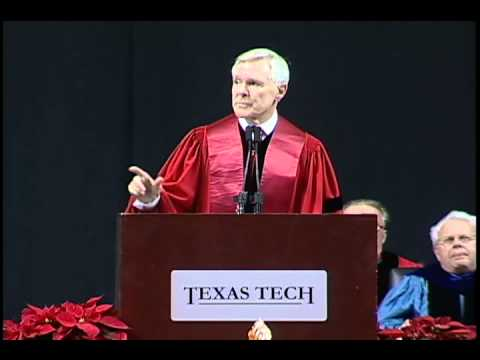 Ray Mabus, Jr.'s Commencement Address - Fall 2012