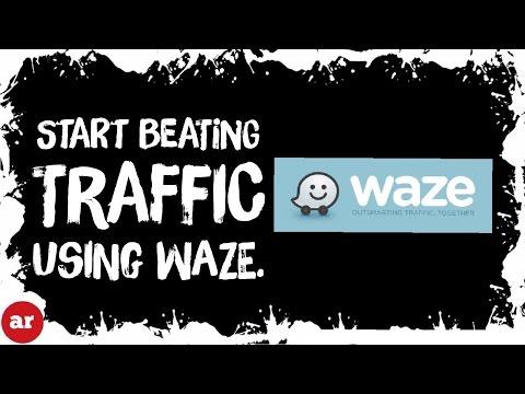 Waze App Review and Tutorial