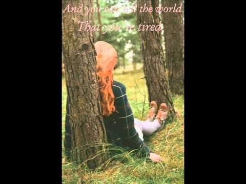 Birdy - Without A Word Karaoke