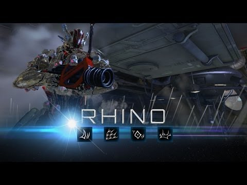 how to build rhino warframe