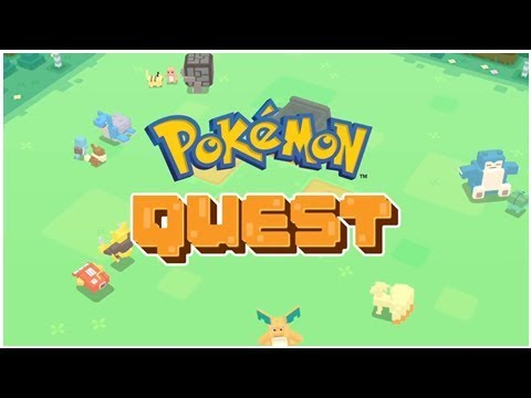 Free New Pokemon Game For Switch, Pokemon Quest, Now Available