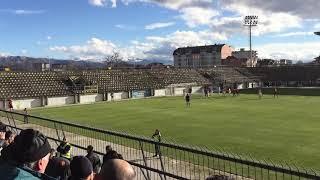 Musliu goal, Shkendija vs Vardar